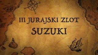 III JURAJSKI ZLOT SUZUKI - YouTube