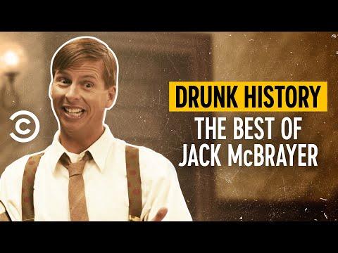 The Best of Jack McBrayer - Drunk History