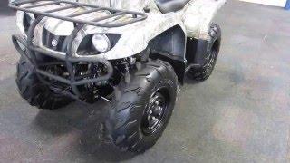 9. 2014 Yamaha 350 Grizzly 4 x 4   UA320 018