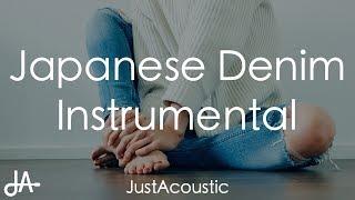 Video Japanese Denim - Daniel Caesar (Acoustic Instrumental) MP3, 3GP, MP4, WEBM, AVI, FLV Maret 2018