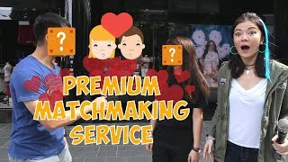 Video Ah Lian VLOG #9: Premium Lian goes matchmaking along Orchard Road! MP3, 3GP, MP4, WEBM, AVI, FLV Oktober 2018