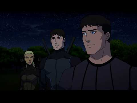 Young Justice Team Destroys the Meta Human Fight Club Part 2