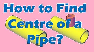 Video Piping_How to find center of pipe? MP3, 3GP, MP4, WEBM, AVI, FLV Juli 2018