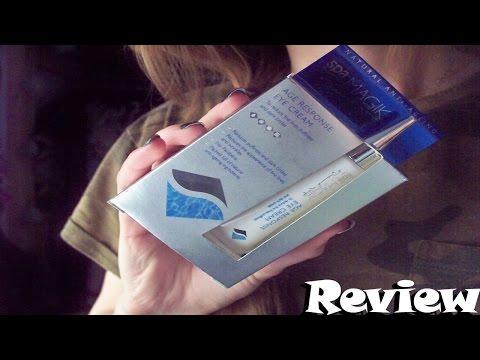 Dead Sea spa Magik Diamond Range Age Response Eye Cream Review | PrincessAttitude99