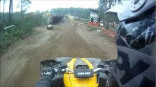 11. Can-Am Renegade 1000 Xxc Track Jumps and Whoops