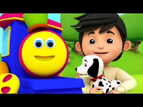 He Is A Jolly Good Fellow | Preschool Nursery Rhymes | Videos & songs for Children - Bob The Train