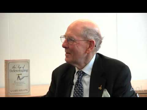 shilling - DailyFinance's Nikhil Hutheesing interviews Gary Shilling, economist and president of A. Gary Shilling and Company. They discuss his new book, The Age of Del...