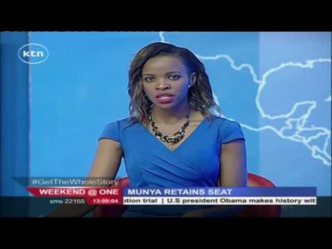 KTN Newsdesk Full Bulletin 28th May 2016