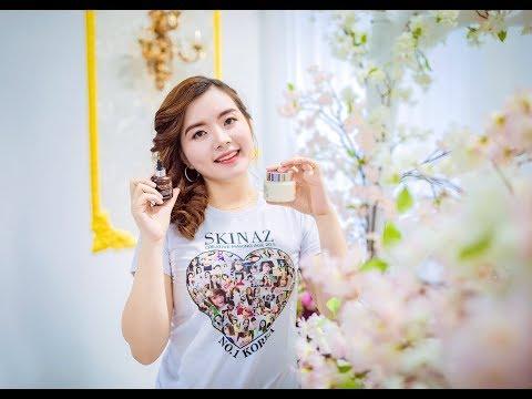 Lâm Ngọc review 5 sản phẩm hot Skinaz mừng ngày QUỐC TẾ PHỤ NỮ 20/10