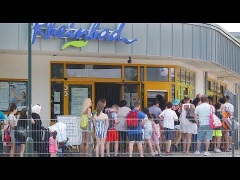Düsseldorf: Ausweispflicht nach Freibad-Tumulten