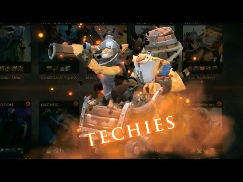 Dota 2 • The International 4 • Techies Reveal