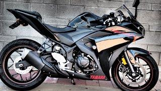10. Ultimate Exhaust Sound Yamaha R3: Akrapovic, Arrow, M4, Two Brothers, Scorpion, Yoshimura