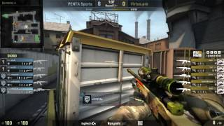 Virtus.pro vs. Penta Sports - ESL Pro League S5 - map2 - de_train [ceh9, yxo]