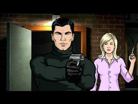 Archer (Season 2 Promo 1)