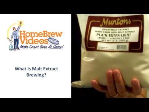 Malt Extract Brewing: Home Brewing Tips For The Homebrewer