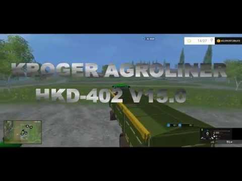 Kroger Agroliner HKD-402 v15.0