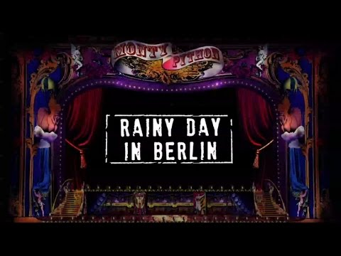 Rainy Day in Berlin Lyric Video