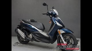 3. 2014  PIAGGIO  BV350   - National Powersports Distributors