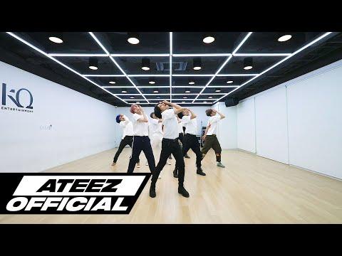 ATEEZ(에이티즈) - 'INCEPTION' Dance Practice
