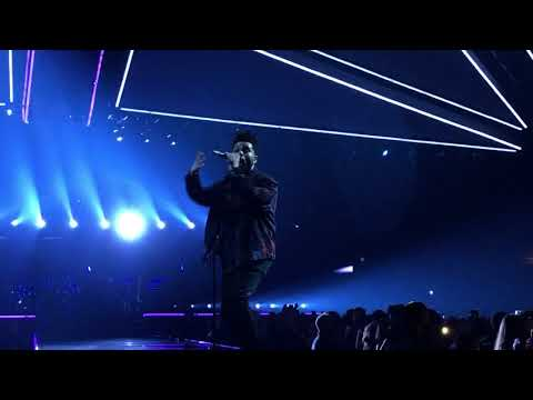 The Weeknd - The Morning [LIVE]