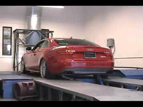 Video S5 4.2 on Dyno