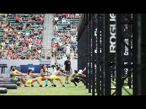 The CrossFit Games: Team Final