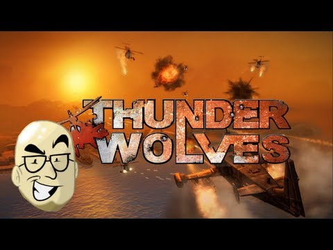 thunder wolves pc game