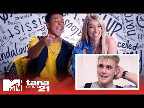 Tana's BFFs Spill the Tea On Her Reality Show | MTV No Filter: Tana Turns 21
