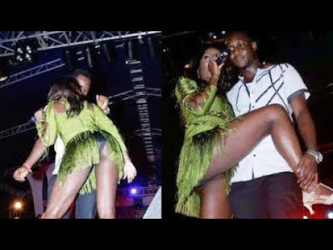 BREAKING! TIWA SAVAGE DANCES WITH PANT & BUM-BUM OPEN (Nigerian Music & Entertainment)