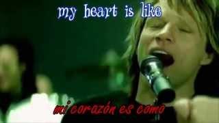 Bon Jovi  Its my life Subtitulada Español