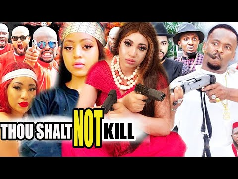Thou Shalt Not Kill Part 1&2 - Zubby Micheal & Regina Daniels 2020 Latest Nollywood Nigerian Movie.