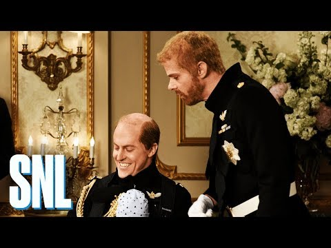 Royal Wedding SNL