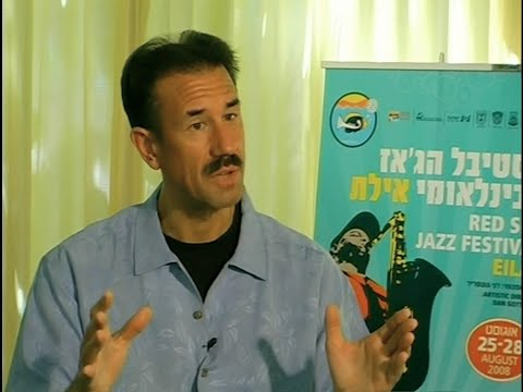 John Fedchock Red Sea Jazz Festival interview