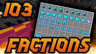 "Minecraft Factions VERSUS: Episode 103 ""THANKSGIVING WORK TIME"""