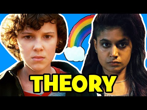 Stranger Things SEASON 3 THEORY - Who Are The Other Gifted Children?