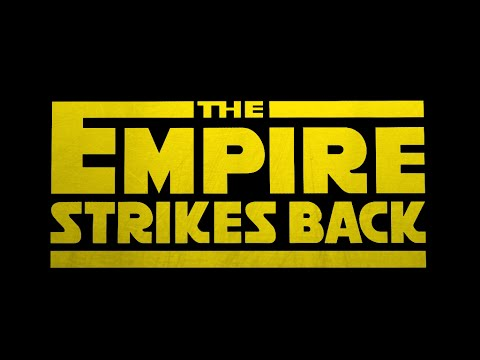 Star Wars The Empire Strikes Back Recut in the Style of the New Rogue One A Star Wars Story