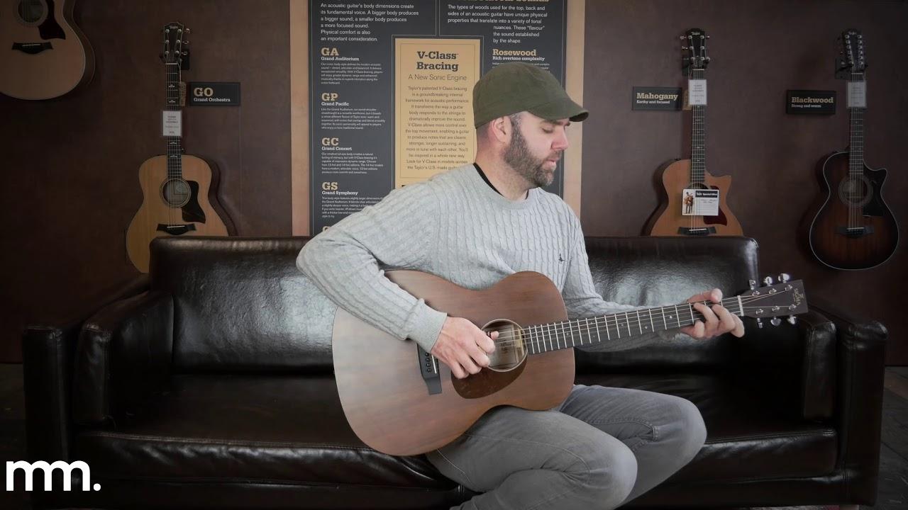 Staff Pick of the Week…Sigma 000M-15+ 15 Series Acoustic Guitar – Mahogany
