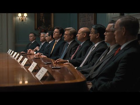Hank Paulson presents TARP to the big banks – Too Big to Fail (2011)