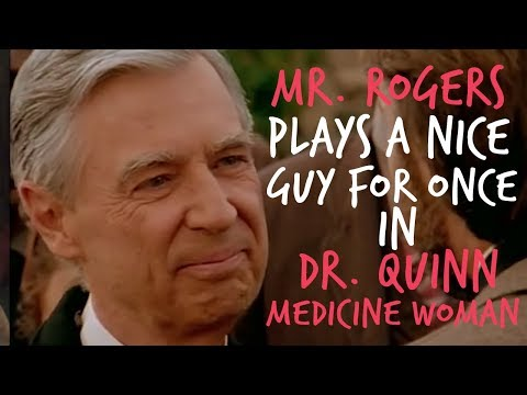 Acting Oddities | Mr. Rogers on