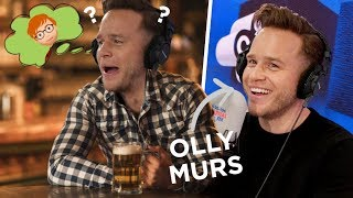Olly Murs Takes On A Pub Quiz About Dodgy Collaborations
