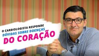 Cardiologia em Curitiba | Dr. Sanderson Cauduro responde dúvidas dos internautas