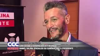 Elecciones en San Martín
