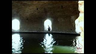 Sardoba. An Ancient Reservoir For Keeping Water In Central Asia. Historical Places Of Uzbekistan.