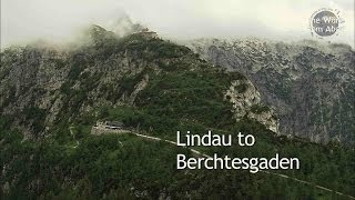 Berchtesgaden Germany  City pictures : Germany from Above - Spectacular Route from Lindau to Berchtesgaden (HD)
