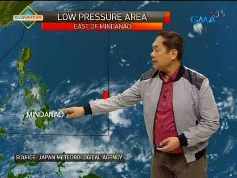 UB Weather update as of 605 a.m. October 17, 2018