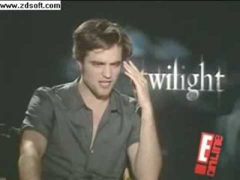 Video Robert Pattinson calls Stephenie Meyer Crazy download in MP3, 3GP, MP4, WEBM, AVI, FLV January 2017