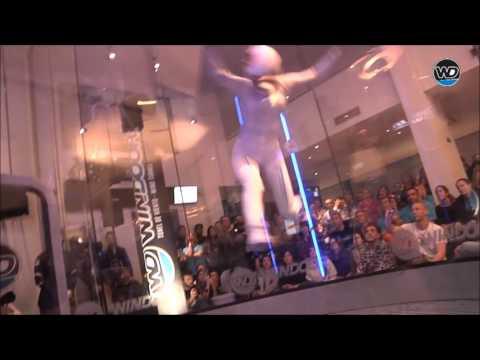 Maja Kuczyńska, una artista de la danza en el aire al ritmo de Sia