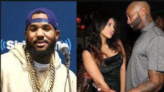 The Game Disses Joe Budden & His Wife As He Exposes He Smashed Cyn Santana & Claims He Got The Tapes