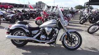 5. 013957   2012 Yamaha V Star 950   XVS95BSC - Used motorcycles for sale