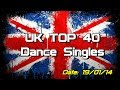 UK Top 40 - Dance Singles (19/01/2014)